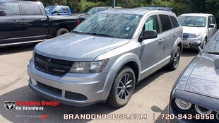 2017 Dodge Journey SE SE FWD