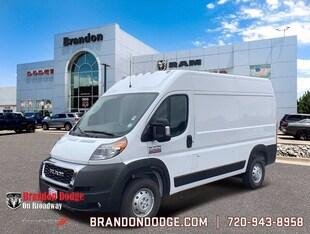 2020 Ram ProMaster 2500 CARGO VAN HIGH ROOF 136 WB Cargo Van