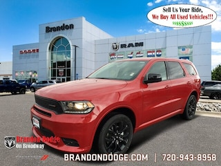 New 2019 Dodge Durango GT AWD Sport Utility for sale in Littleton CO