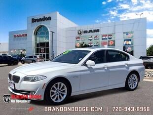 2013 BMW 5 Series 4dr Sdn 528i xDrive AWD 4dr Car