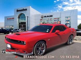 2016 Dodge Challenger 2dr Cpe SRT 392 2dr Car