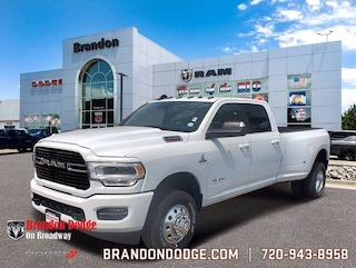 New 2020 Ram 3500 BIG HORN CREW CAB 4X4 8' BOX Crew Cab for sale in Littleton CO