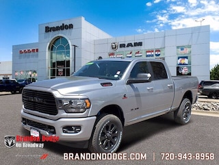 New 2020 Ram 2500 BIG HORN Crew Cab for sale in Littleton CO