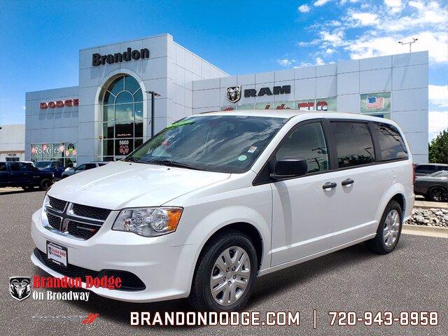New Dodge Caravan For Sale Near Denver In Littleton At Brandon Dodge On Broadway