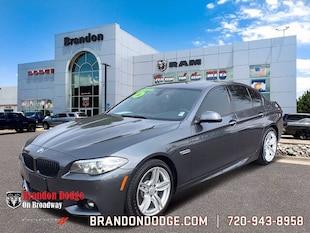 2016 BMW 5 Series 4dr Sdn 535i xDrive AWD 4dr Car