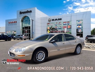 2000 Chrysler Concorde LX Sedan