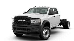 2020 Ram 5500 Chassis Cab 5500 TRADESMAN CHASSIS CREW CAB 4X4 84 CA Crew Cab
