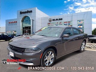 2016 Dodge Charger 4dr Sdn SXT AWD 4dr Car
