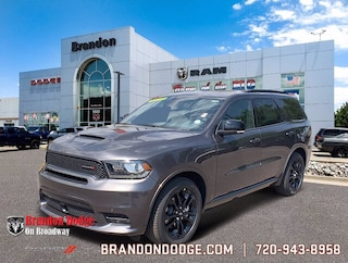 New 2020 Dodge Durango R/T AWD Sport Utility for sale in Littleton CO
