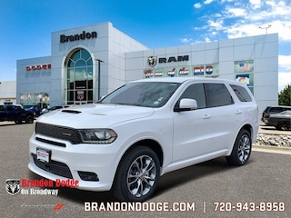 New 2020 Dodge Durango GT PLUS AWD Sport Utility for sale in Littleton CO