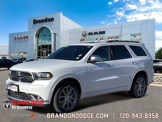 New 2020 Dodge Durango CITADEL ANODIZED PLATINUM AWD Sport Utility for sale in Littleton CO