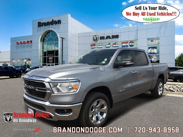 New Ram Trucks For Sale Near Denver At Brandon Dodge On Broadway