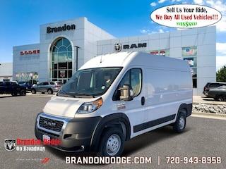 New 2020 Ram ProMaster 1500 CARGO VAN HIGH ROOF 136 WB Cargo Van for sale in Littleton CO
