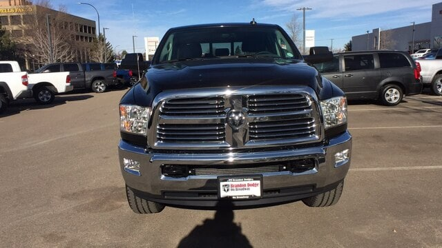 New 2018 Ram 3500 BIG HORN MEGA CAB 4X4 6'4 BOX For Sale