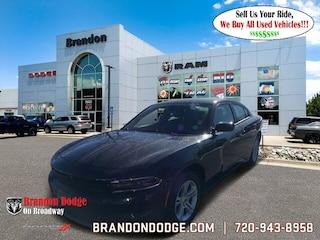 2018 Dodge Charger SXT Sedan