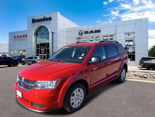 New 2020 Dodge Journey SE (FWD) Sport Utility for sale in Littleton CO
