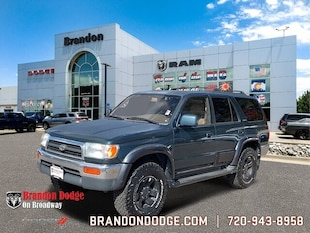 1997 Toyota 4Runner Limited Limited 3.4L Auto 4WD