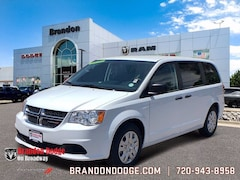 2020 Dodge Grand Caravan SE (NOT AVAILABLE IN ALL 50 STATES) Passenger Van