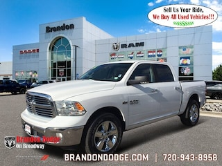 Used Ram Trucks >> Used Ram Trucks For Sale In Arapahoe County At Brandon Dodge On Broadway
