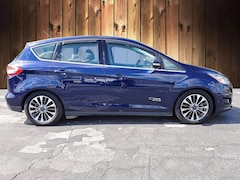 Certified Used 2017 Ford C-Max Energi Titanium Titanium FWD for sale in Tampa, FL