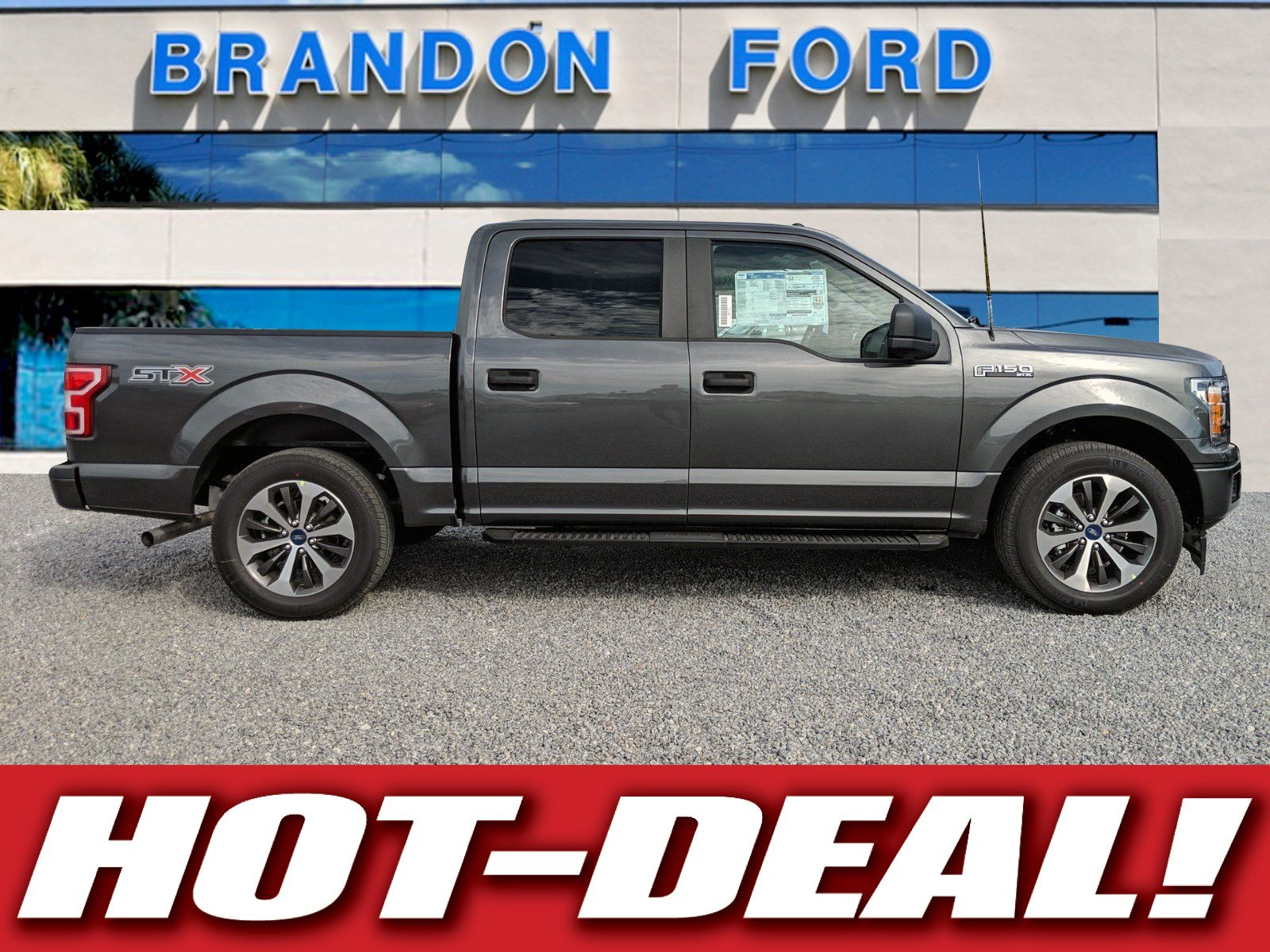 Featured new 2019 Ford F-150 STX Truck for sale in Tampa, FL