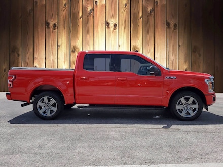 Featured Used 2019 Ford F-150 XLT XLT 2WD SuperCrew 5.5 Box for sale in Tampa, FL