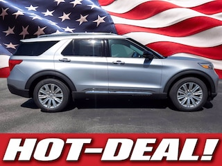 2020 Ford Explorer Limited Hybrid Limited RWD