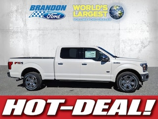 2020 Ford F-150 King Ranch King Ranch 4WD SuperCrew 6.5 Box