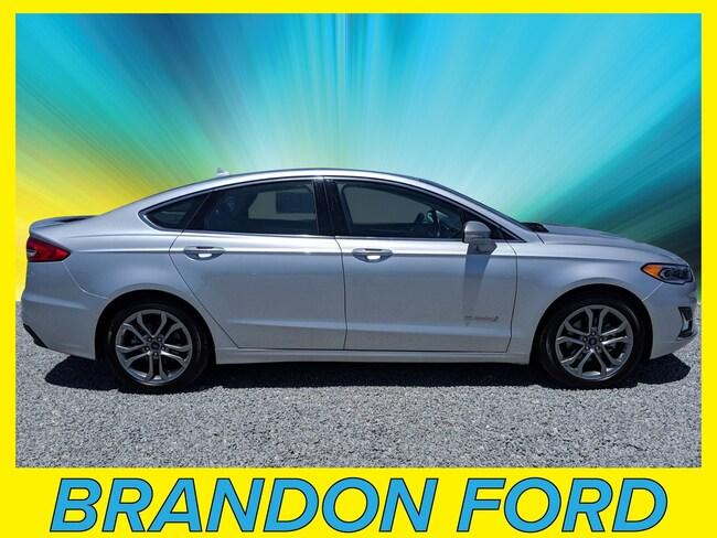 Used 2019 Ford Fusion Titanium SEDAN Tampa