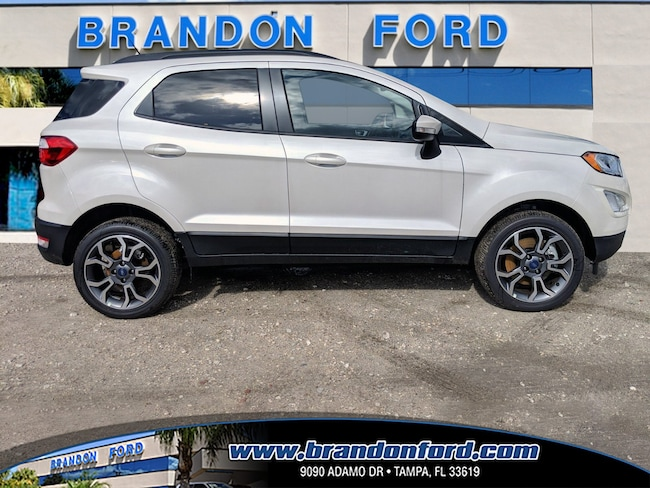 New 2018 Ford EcoSport SE Crossover Tampa