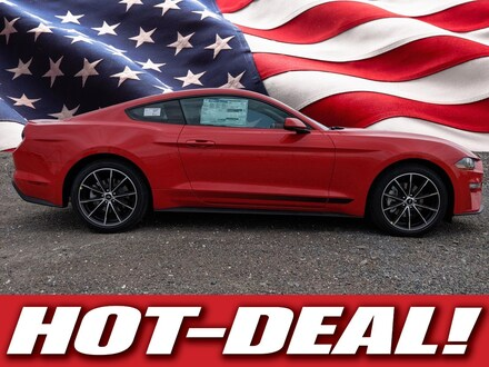 Featured new 2020 Ford Mustang EcoBoost Premium EcoBoost Premium Fastback for sale in Tampa, FL