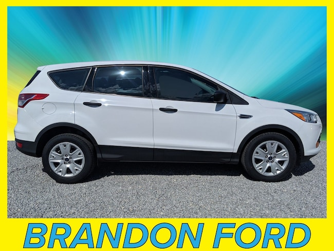 Used 2016 Ford Escape S SUV Tampa