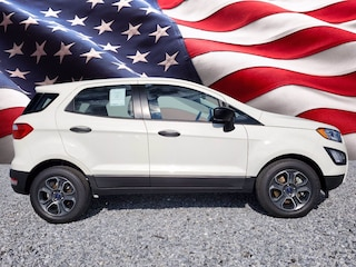 2021 Ford EcoSport S S FWD