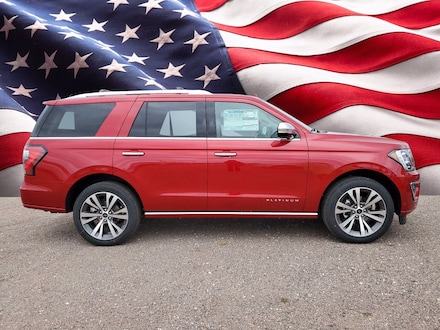Featured new 2021 Ford Expedition Platinum Platinum 4x2 for sale in Tampa, FL