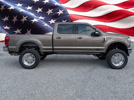 Featured new 2020 Ford Super Duty F-250 SRW Lariat LARIAT 4WD Crew Cab 6.75 Box for sale in Tampa, FL
