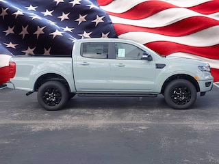 2021 Ford Ranger LARIAT LARIAT 2WD SuperCrew 5 Box