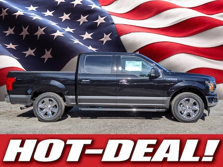 Featured new 2020 Ford F-150 XLT XLT 2WD SuperCrew 5.5 Box for sale in Tampa, FL