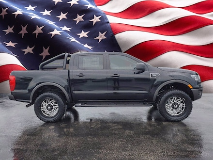 Featured new 2020 Ford Ranger XLT XLT 4WD SuperCrew 5 Box for sale in Tampa, FL