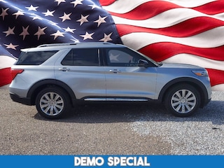 2021 Ford Explorer Limited Limited RWD