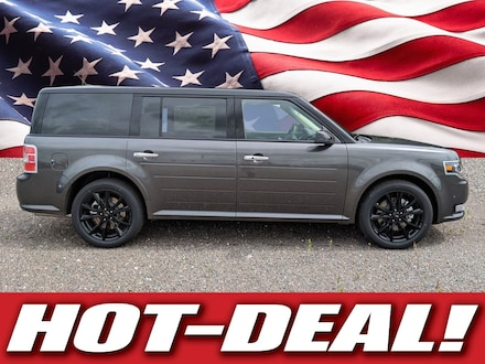 Featured new 2019 Ford Flex Limited Limited FWD for sale in Tampa, FL