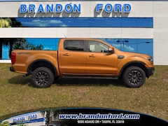 New 2019 Ford Ranger Lariat Truck Tampa