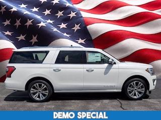 2021 Ford Expedition Max Platinum Platinum 4x4