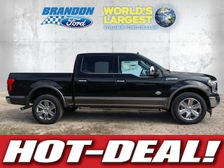 2020 Ford F-150 King Ranch King Ranch 2WD SuperCrew 5.5 Box