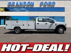 New 2019 Ford Chassis Cab F-550 XL Commercial-truck Tampa
