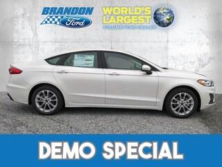 2020 Ford Fusion Hybrid SE SE FWD