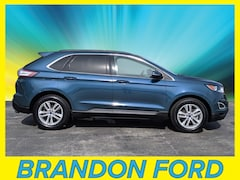 Certified Used 2016 Ford Edge SEL SUV for sale in Tampa, FL