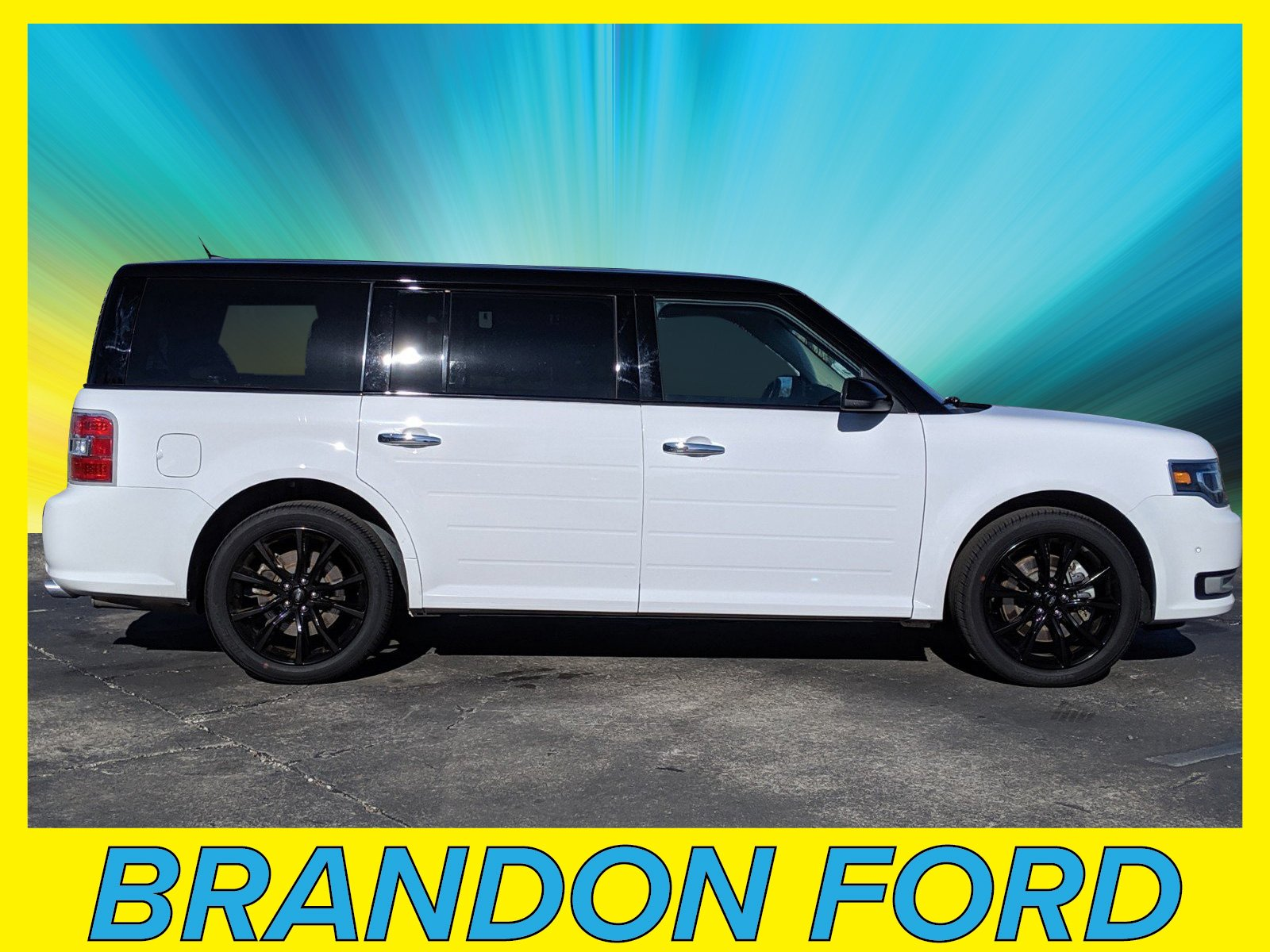 Featured Used 2019 Ford Flex Limited SUV for sale in Tampa, FL