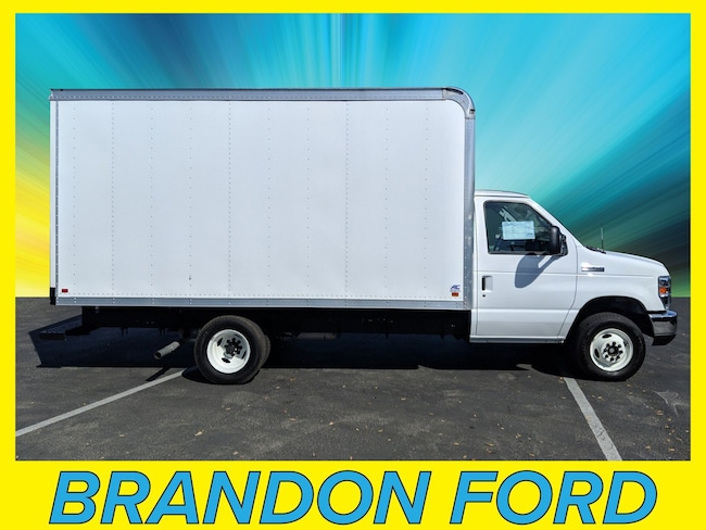 Used 2017 Ford Econoline 350 Cutaway Chassis Truck Tampa