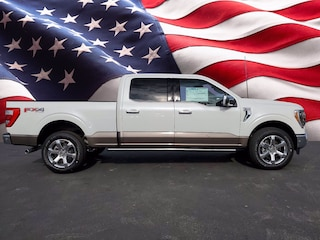 2021 Ford F-150 King Ranch King Ranch 4WD SuperCrew 6.5 Box