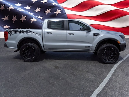 Featured new 2019 Ford Ranger XLT XLT 4WD SuperCrew 5 Box for sale in Tampa, FL